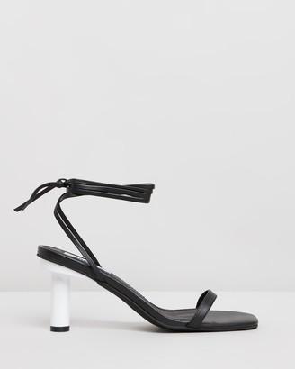 CAVERLEY Lulu Leather Heels