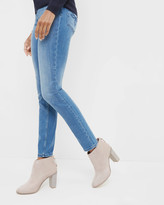 Ted Baker Mid Wash Skinny Jeans Mid Wash