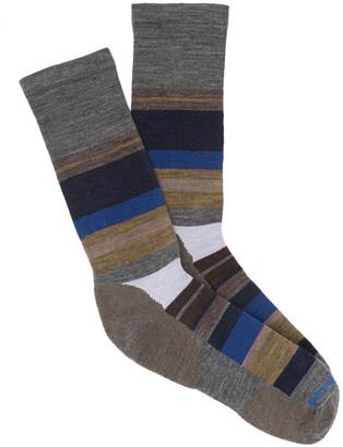 Smartwool Saturnsphere Striped Crew Socks