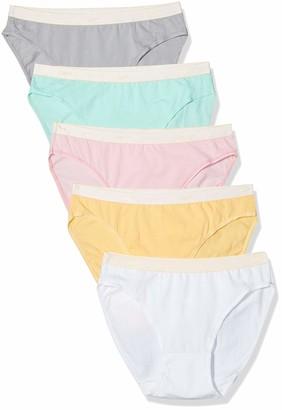 Dim Women's Slip LES Pockets & Agnes B X5 Panties
