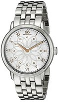 88 Rue du Rhone Women's 87WA140013 Analog Display Swiss Quartz Silver Watch