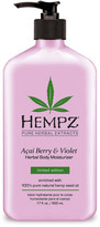 Hempz Acai Berry & Violet Herbal Body Moisturizer