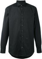 DSQUARED2 buttoned shirt - men - Cotton/Spandex/Elastane - 46