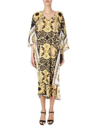 Versace V-neck Caftan
