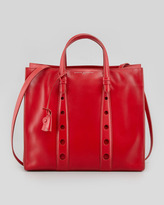 Myriam Schaefer Primo Small Open-Top Tote Bag, Red