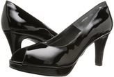 Rose Petals - Prom (Black Patent) - Footwear