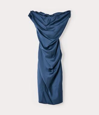 Vivienne Westwood Ginnie Pencil Dress Avio