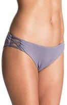 Roxy Women's Strappy Me 70's Bikini Bottom