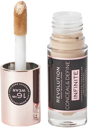 Makeup Revolution Conceal & Define Infinite Longwear Concealer C5.5