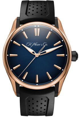 H. Moser & Cie Pioneer Centre Seconds Watch 42.8mm