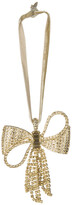 Joanna Buchanan Sparkle Bow Christmas Tree Decoration