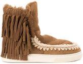 Mou 'Eskimo Sneaker Fringes' boots