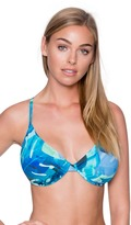Sunsets Swimwear - Jayne X Back Top 60TCALY