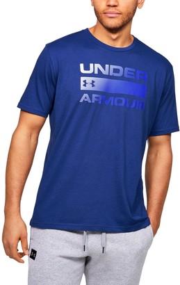Under Armour Men's UA Team Issue Wordmark Short Sleeve