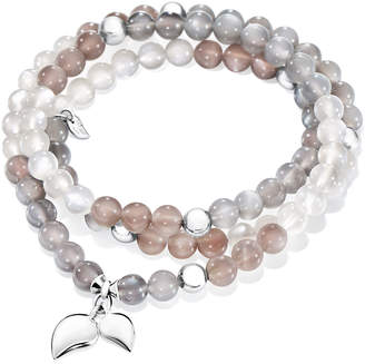 Tamara Comolli India 18k White Gold Moonstone Bracelet