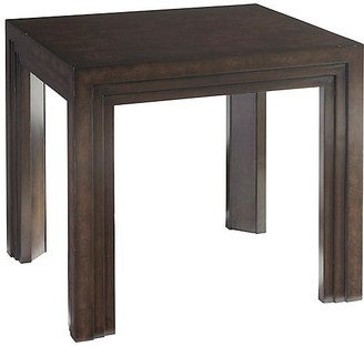 Barclay Butera Essex Side Table - Wilshire Brown