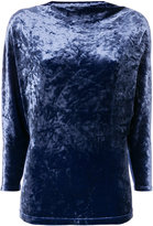 Plein Sud Jeans dolman sleeves blouse