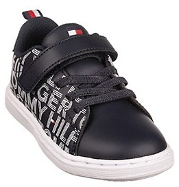 Tommy Hilfiger Baby Boy's Little Boy's Iconic Court Logo Sneakers