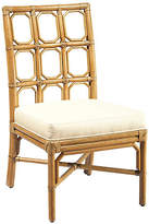 Selamat Evelyn Rattan Side Chair - Nutmeg