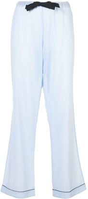 Morgan Lane Chantal pajama trousers