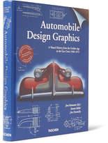 Taschen Automobile Design Graphics Hardcover Book - White