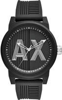 Armani Exchange AX1451 stainless steel watch
