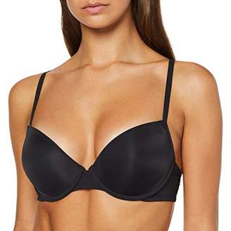 Lovable Women's Basic Micro Push-up Bra,(Size: 36 C)