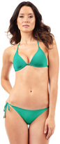 Voda Swim Kelly Green String Bikini Bottom