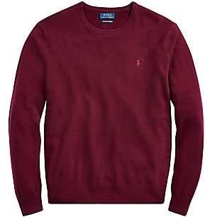Polo Ralph Lauren Men's Cashmere Tonal Pullover