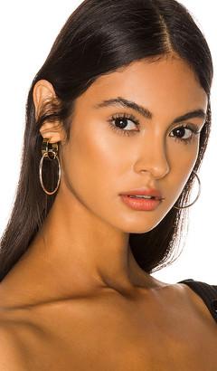 Jenny Bird Imogen Hoop Earrings
