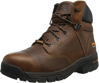 "Timberland Men's Helix 6"" Waterproof Safety Toe"