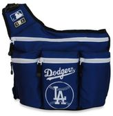 Diaper Dude MLBTM LA Dodgers Messenger Diaper Bag