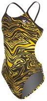 TYR Youth Heat Wave Cutoutfit One Piece Swimsuit 8145512