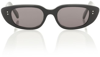 Celine Cat-eye acetate sunglasses