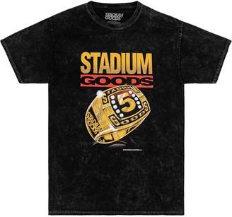 Stadium Goods Anniversary Ring-print T-shirt
