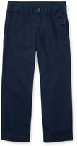 Ralph Lauren Aviator Navy Suffield Chino Pants - Toddler & Boys