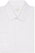 Perry Ellis Very Slim Diamond Dot Dress Shirt