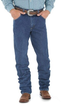 Wrangler Men's Tall George Strait Cowboy Cut Jean Relaxed fit