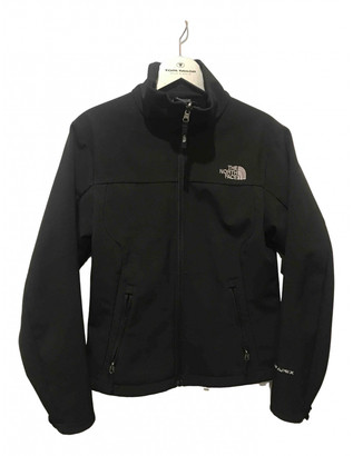 The North Face Black Polyester Jackets