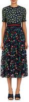 Saloni Women's Jackie Floral Maxi Dress