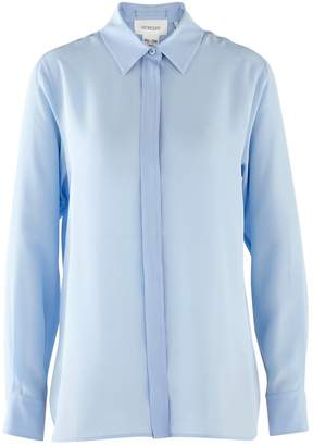Sportmax Sarong silk shirt