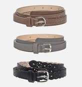 Avenue Belt Trio