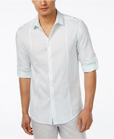 INC International Concepts Men's Gallagher Long-Sleeve Shirt, Only at Macy's