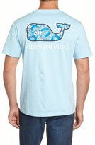Vineyard Vines Men's Pelican Magnolias Graphic T-Shirt