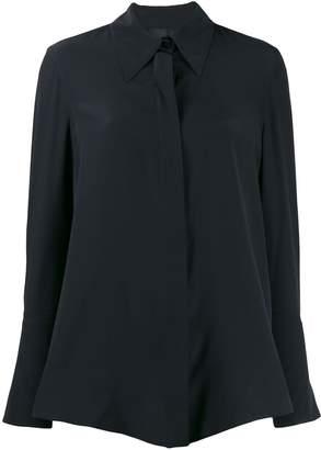 Cavallini Erika classic crepe blouse