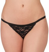 Candies Candie's Juniors' Candie's® Lace String Thong Panty