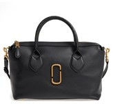 Marc Jacobs Medium Noho East West Leather Tote - Black