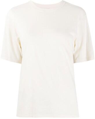 AMI Paris Slub jersey T-shirt