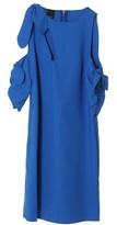Pinko Women's Light Blue Cotton Dress.
