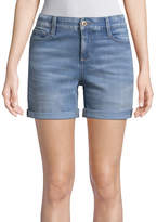 ST. JOHN'S BAY 5 Denim Shorts